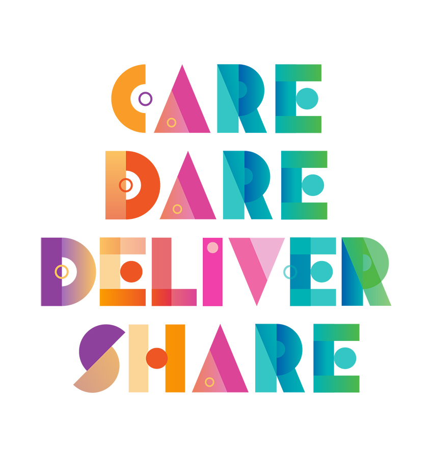 Care, Dare, Deliver, Share: AG Real Estate commits to its values