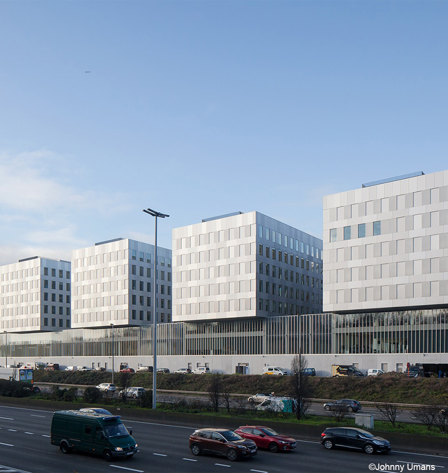 AG Real Estate acquiert 9 sociétés détentrices d'un campus à Berchem