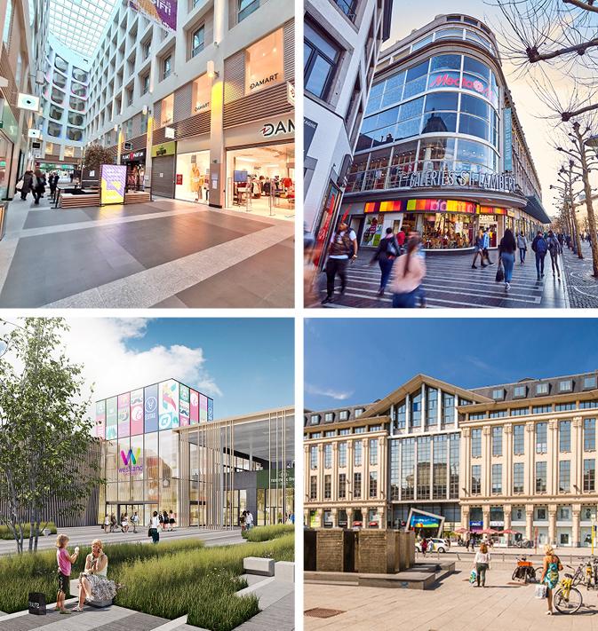 AG Real Estate développe des pôles loisirs au sein de son portefeuille Retail
