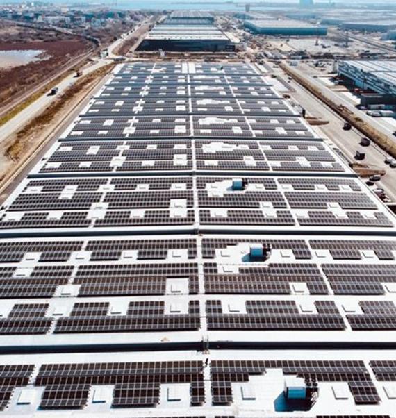 AG Real Estate va réaliser la plus grande toiture photovoltaïque d'un bâtiment logistique sur sa plateforme HAVLOG de 92.000 m²