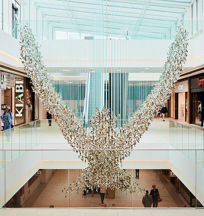 Charles Kaisin s'invite au Westland Shopping avec Bird!