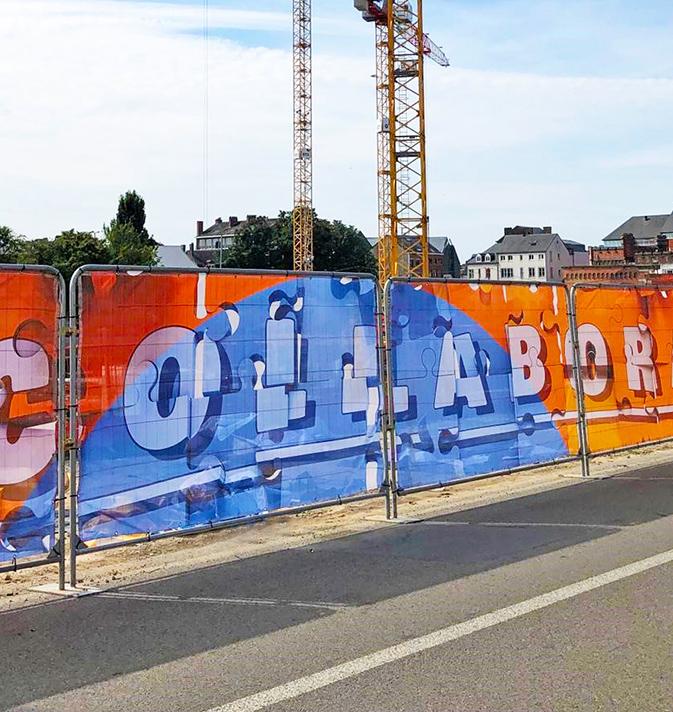 Une vision artistique à la hauteur du nouveau Palais de Justice de Namur