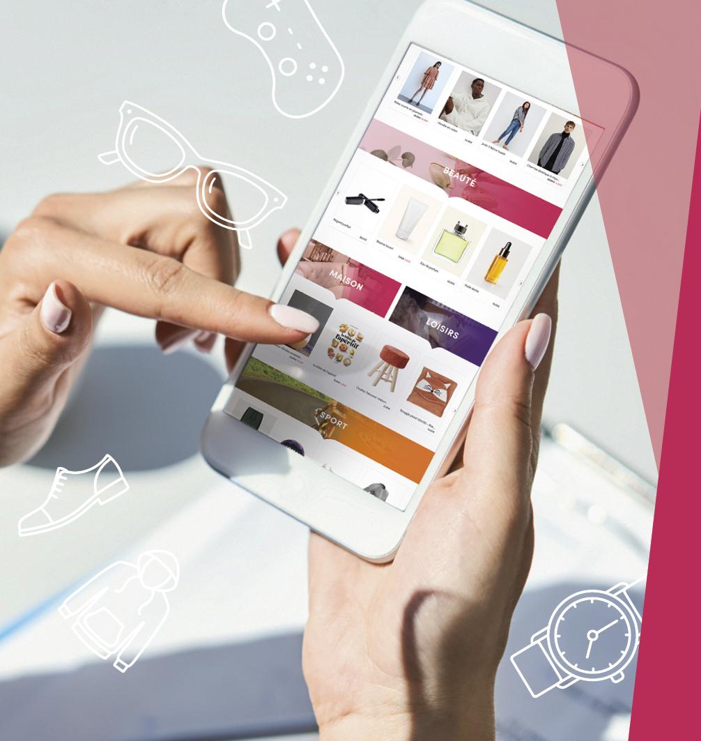 Click2Shop: 1 click, 3 winkelcentra